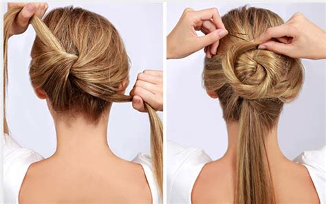 easy wedding updo hairstyles  steps everafterguide