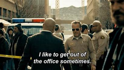 Office Ooo Fox Giphy Gifs Deputy Sheriff