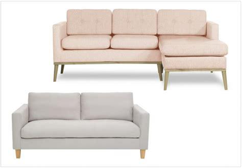 canapé avec 2 angles canapé scandinave où trouver des modèles pas chers
