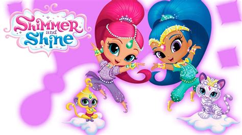 shimmer and shine l shimmer and shine this summer w these new toys two kids