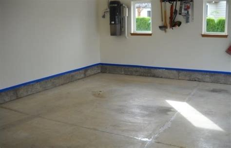 Epoxy Garage Floor: Epoxy Garage Floor Crack Filler