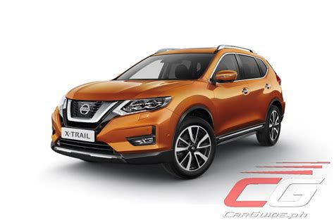 Nissan Philippines Launches 2018 X-trail