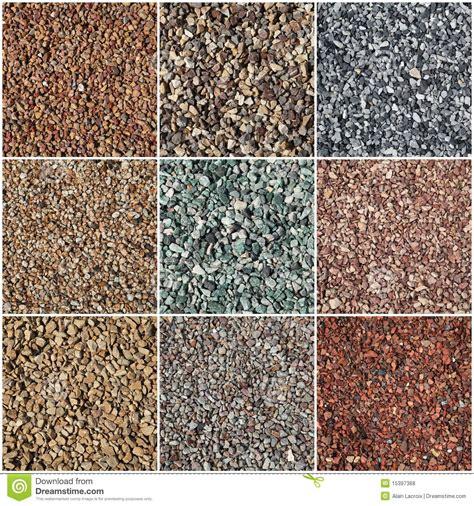 pea gravel stock photo image  montage gravel color