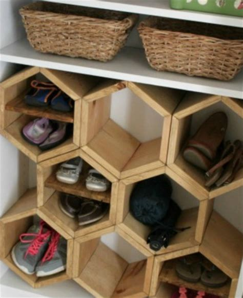 diy shoe rack   shoe collection neat  tidy