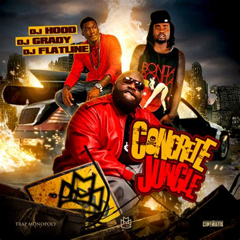 Concrete Jungle [mmg Edition] Hosted
