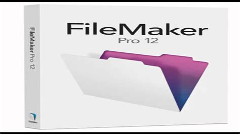 Filemaker Pro 12 Serial Number Youtube