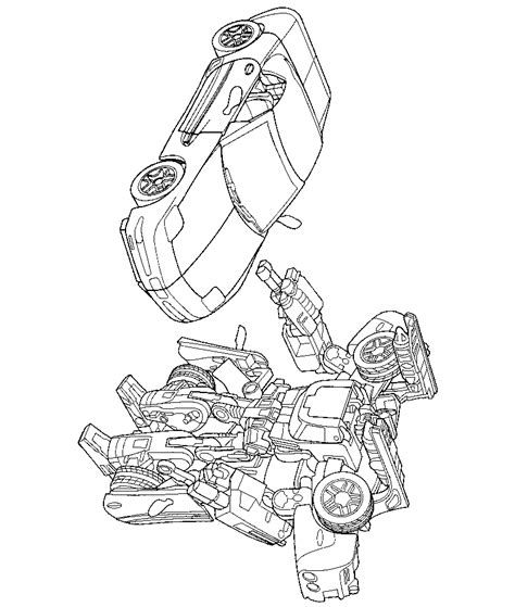 transformer coloring page free printable coloring pages cool coloring pages