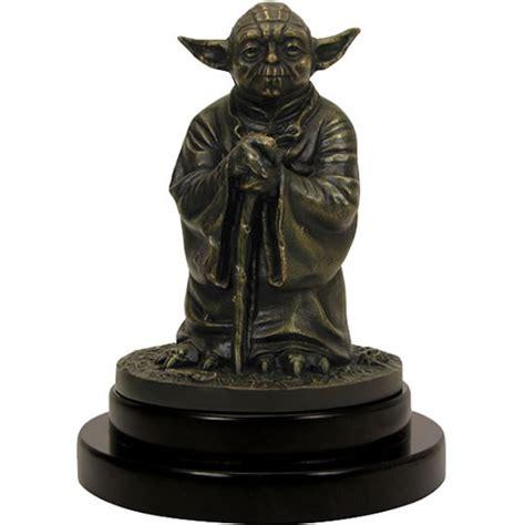 yoda bronze statue  limited edition
