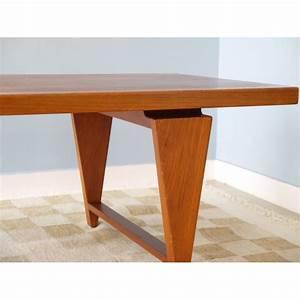 Table Basse Scandinave Vintage : table basse design scandinave la maison retro ~ Teatrodelosmanantiales.com Idées de Décoration
