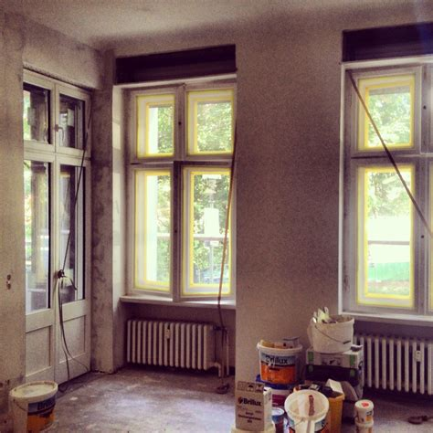 Renovierung Einer Albauwohnung In Berlin