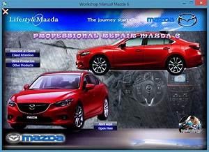 Manual De Taller Y Reparaci U00d3n Profesional Mazda 6 2013