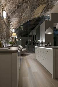 modern kitchen blends industrial flavour with contemporary cool 964