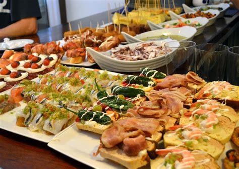 cuisine basque beyond the five boroughs basque country part 2 pintxos