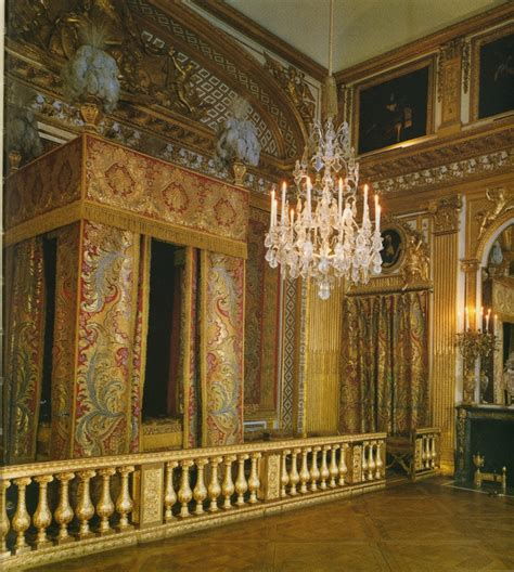 chambre louis xiv chambre de louis xiv p photo de versailles documents