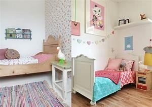 stunning idee deco chambre petite fille pictures With idee chambre petite fille