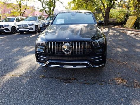 The gle rides comfortably over rough there's so much grip from the wide wheels and sticky rubber, and the gle53 always feels surefooted. New 2021 Mercedes-Benz AMG GLE 53 4MATIC Coupe SUV | Black 21-204
