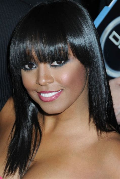china bang hairdos african american hairstyles with