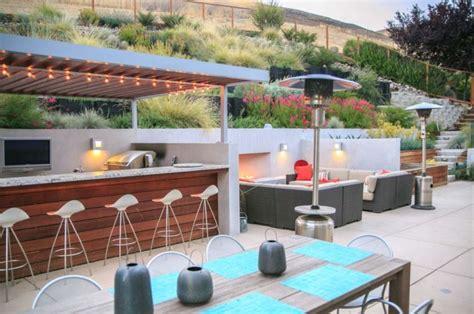 creer un comptoir bar cuisine aménager un bar de jardin conseils utiles