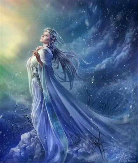 Goddess Of Light by Theia Or Thea In Mythology Was Known As The