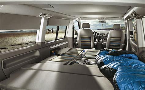 volkswagen pickup interior volkswagen unveils the california beach cer van auto