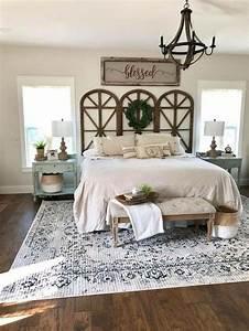 44, Best, Modern, Farmhouse, Bedroom, D, U00e9cor, Ideas