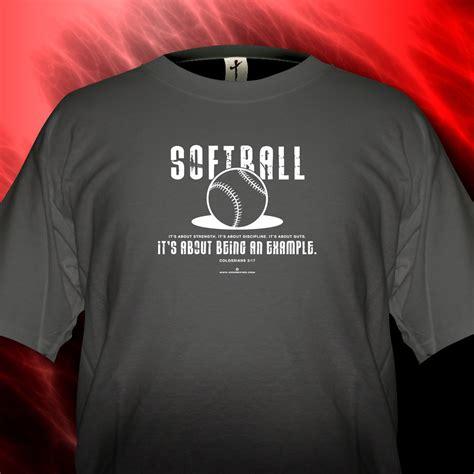 softball t shirt designs crossified apparel and design softball t shirt