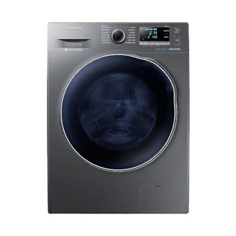 washer samsung load 5kg dryer silver front wm3