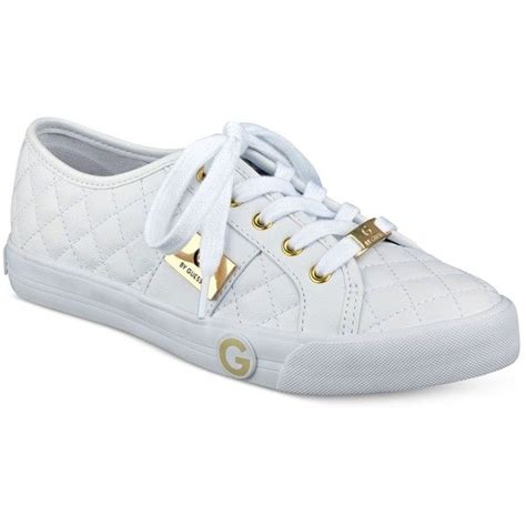 Guess 20563 Gold White best 20 guess shoes ideas on heels