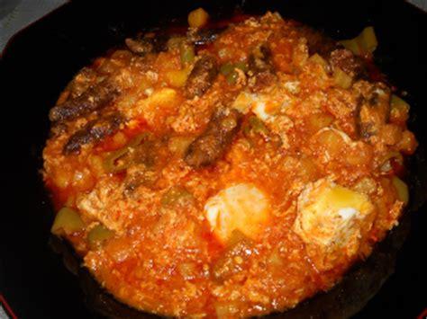 recette ojja pommes de terre mergu 232 z