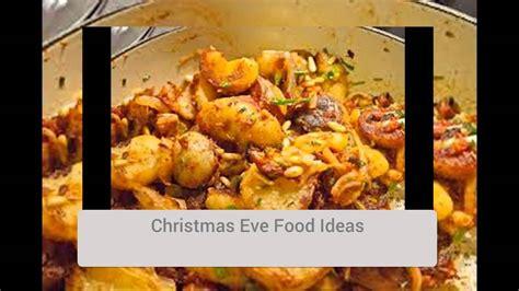 christmas eve finger food ideas youtube