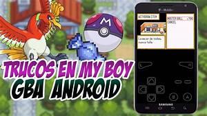 Como meter trucos o gameshark en My Boy | GBA Emulador ...