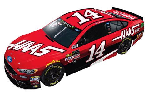 2017 Clint Bowyer #14 HAAS Automation Diecast