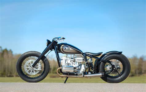 Bmw Motorrad Displays R 5 Hommage At Concorso D'eleganza