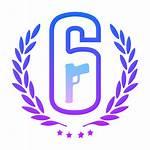 Siege Rainbow Six Icon Victory Vector Decade