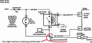 1996 Chevy Silverado Fuel Pump Wiring Diagram