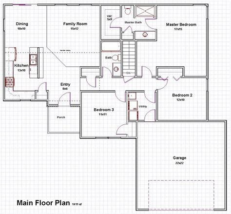 houses with open floor plans 100 house plans open floor 51 unique open floor plans