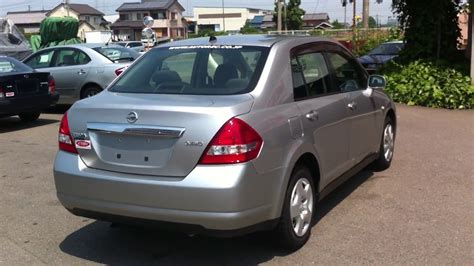 Nissan Tiida Latio (saloon Type) Sold To Kenya