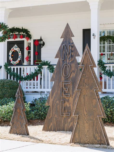 top christmas tree outside decoration 50 best outdoor decorations for 2019