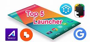 Android Phone ke liye Top 5 Best launcher App | Hindi Me Help