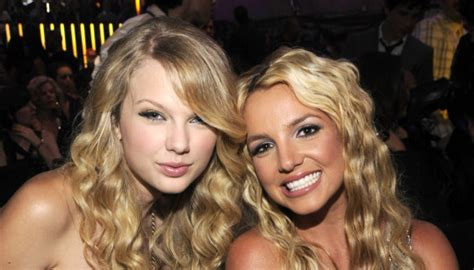 Britney Spears totally forgot about meeting Taylor Swift ...