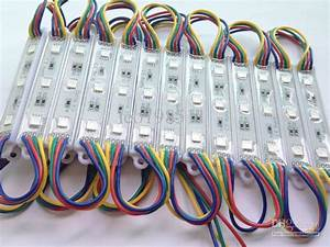 2017 factory rgb led module waterproof 5050 smd led With rgb led modules for channel letters