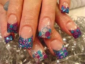 Inspiring acrylic nail designs ideas be modish
