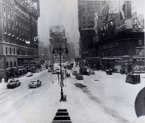 big snowstorm hits  york january