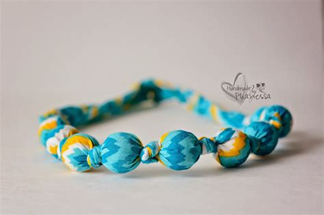 Phanessas Crafts Diy Teething Necklace