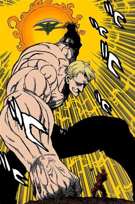 escanor  superman battles comic vine