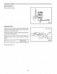 Mitsubishi Fg15 N Forklift Trucks Service Repair Manual Sn Uff1af25c 50001 U2026