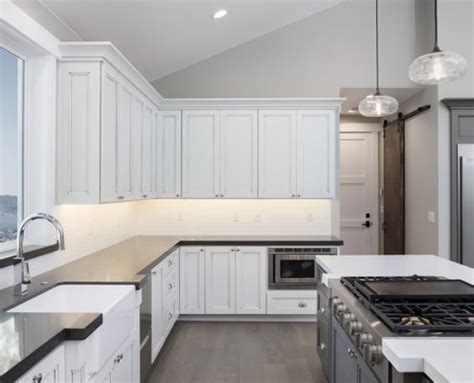 you stain or paint your kitchen cabinets for a shellie sarasota real estate Should