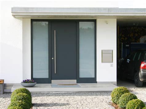 Eingangsbereich Haus Außen by Eingangsbereich Au 223 En Einfamilienhaus Modernes