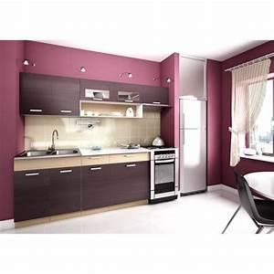 cuisine en kit cuisine en image With meuble cuisine en kit