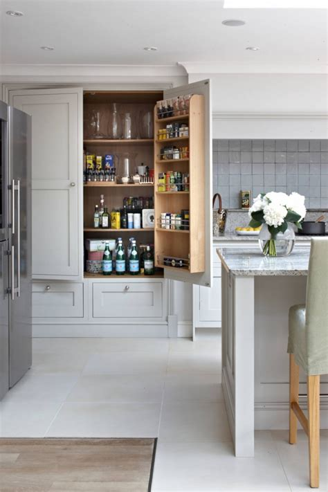 ideas for kitchen pantry 18 kitchen pantry ideas designs design trends